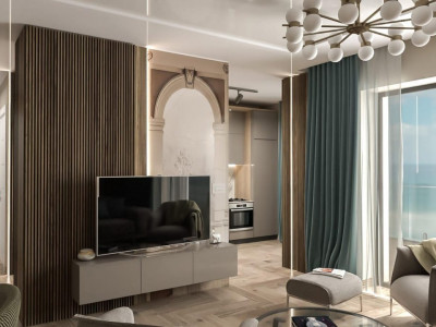 Queen's Residence By The Sea - Apartament STUDIO  - Blocul 2