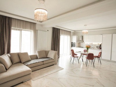 ONE RESIDENCE MAMAIA NORD – APARTAMENT SPECTACULOS! MOBILAT DE LUX